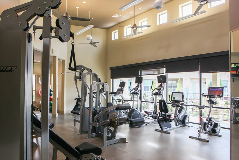 Great amenities at The Gateway in Plano, TX