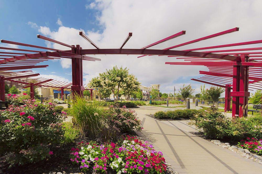 Garden at The Gateway in Plano, TX