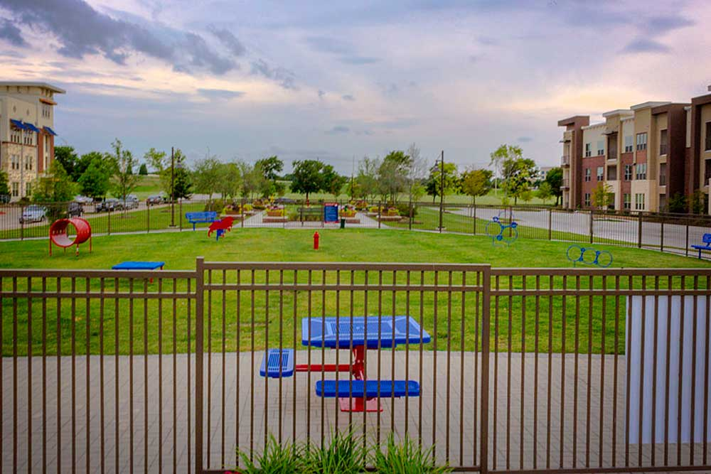 dog park at The Gateway