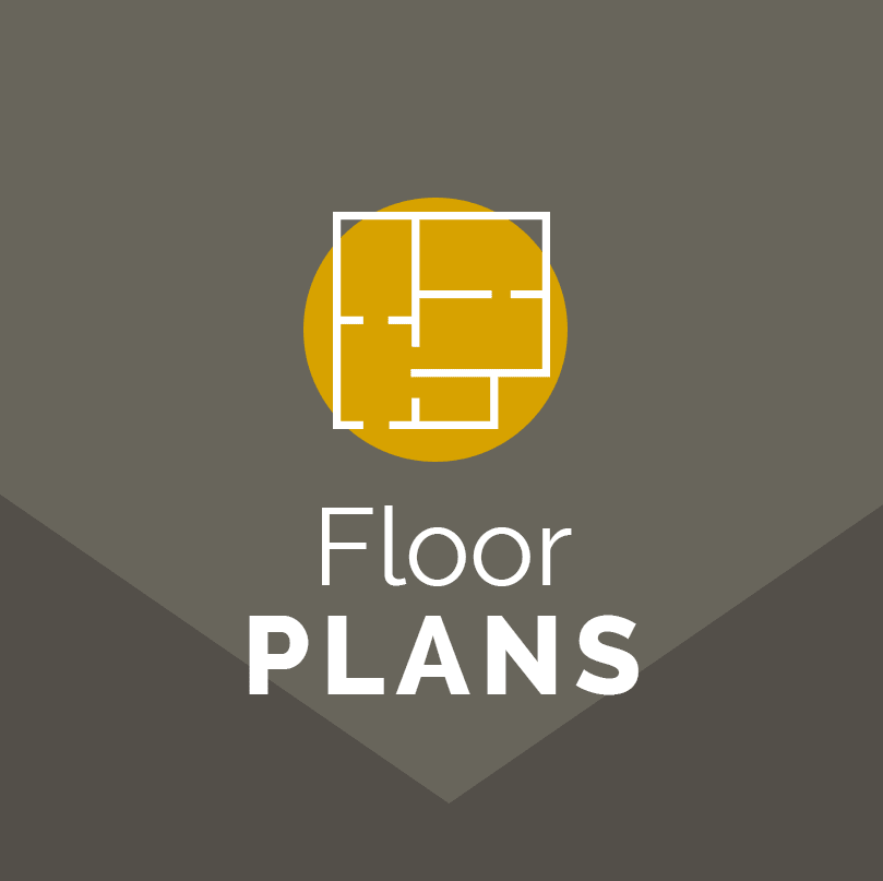 Floor plans at Fields at Peachtree Corners in Norcross, Georgia