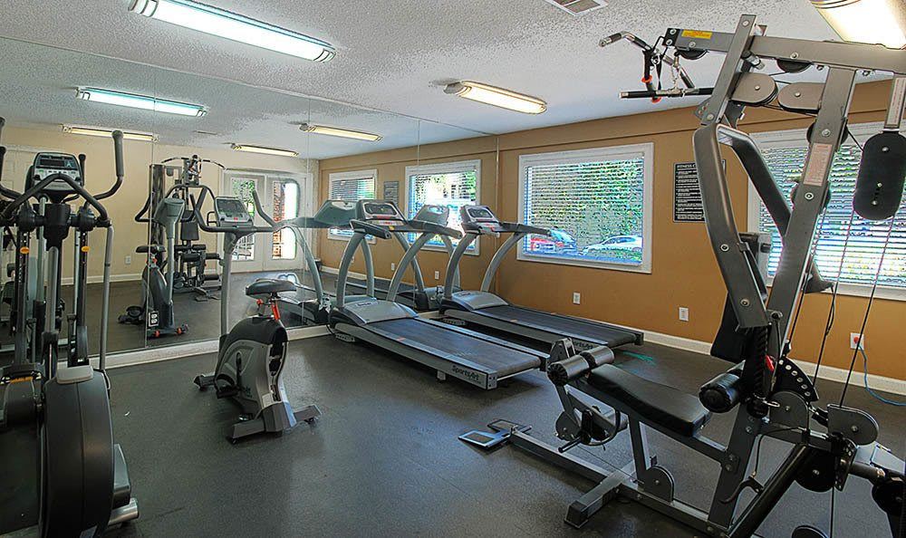 Fitness Center At Reserve at Peachtree Corners