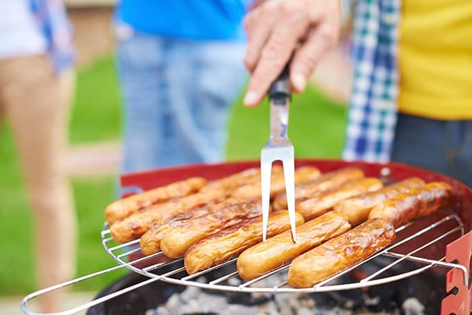 Friends and families can enjoy a cook-out at our apartments in Tucker GA