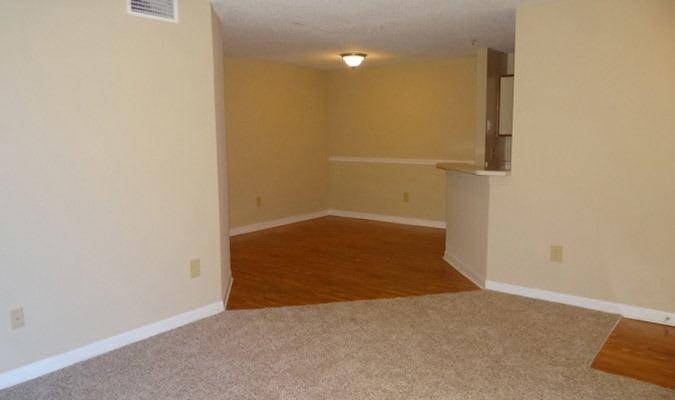 Tucker GA apartment interior