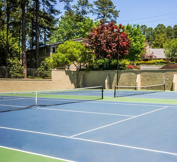 Smyrna apartments with tennis courts