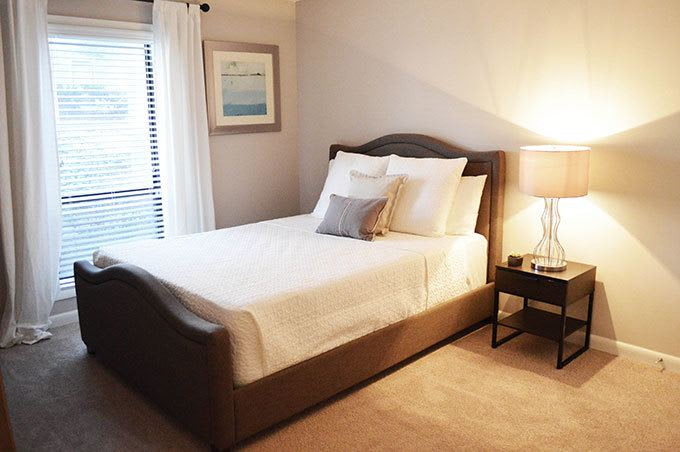 Smyrna apartments offering a variety of floor plans