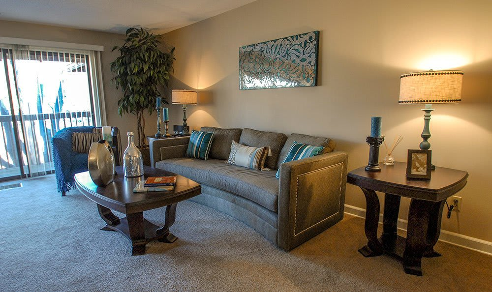 comfortable living at our apartments in Overland Park