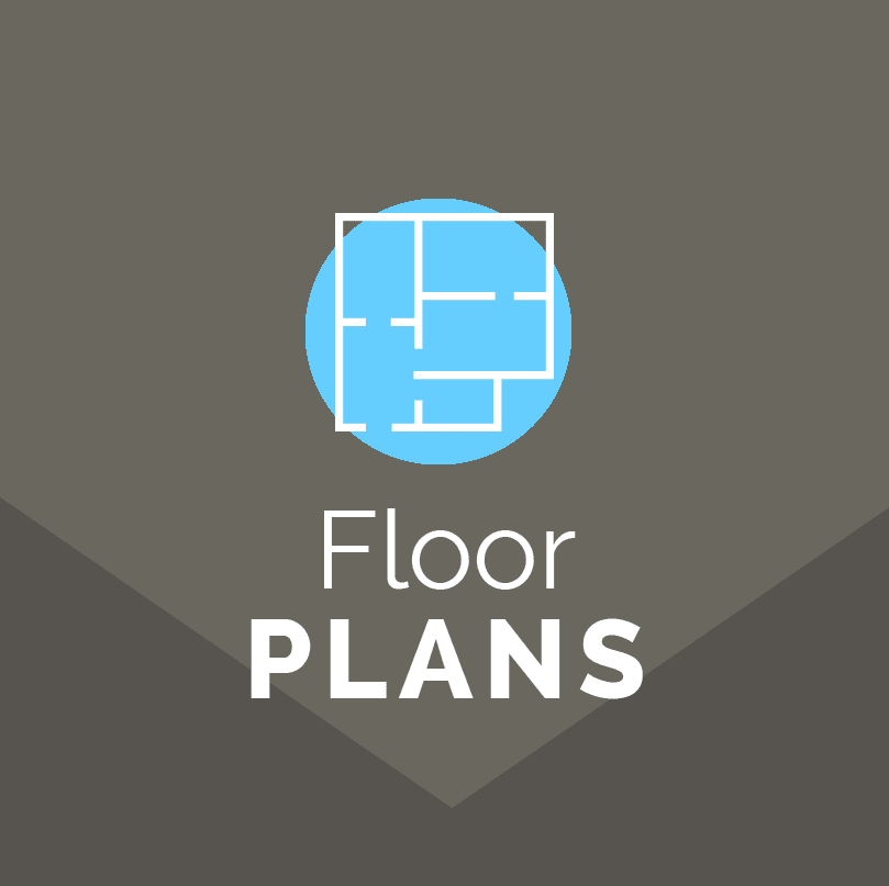 Floor plans at The Broadway at East Atlanta