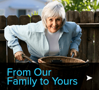 Our family is committed to providing the best senior living experience to yours.