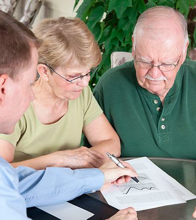 Find out how to get financial assistance for you or your loved one's senior living care.
