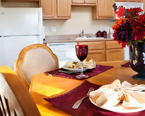 Excellent dining options offered at our assisted living and respite care home in Tipp City, Ohio.