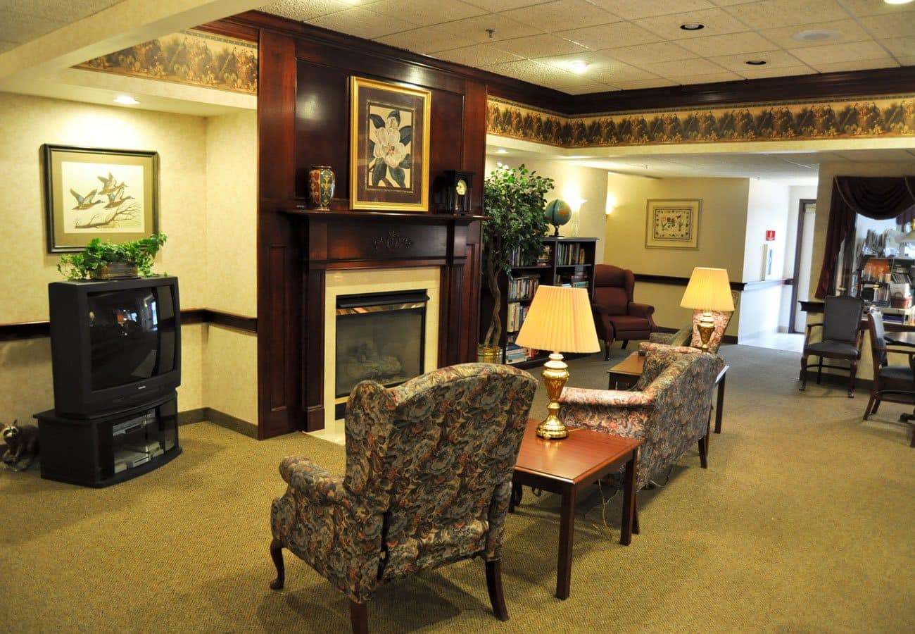 Tipp City Ohio assisted living at Randall Residence senior living community.