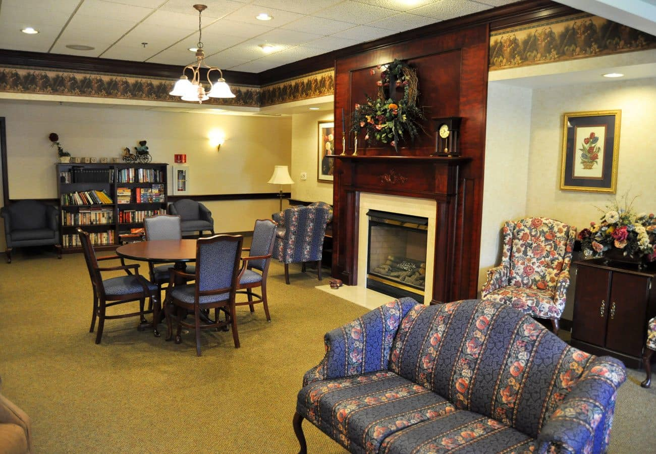 Premier amenities at our senior living community in Tipp City.