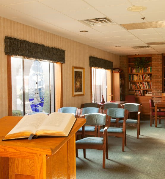 Services offered at our assisted living facility in Tipp City Ohio.