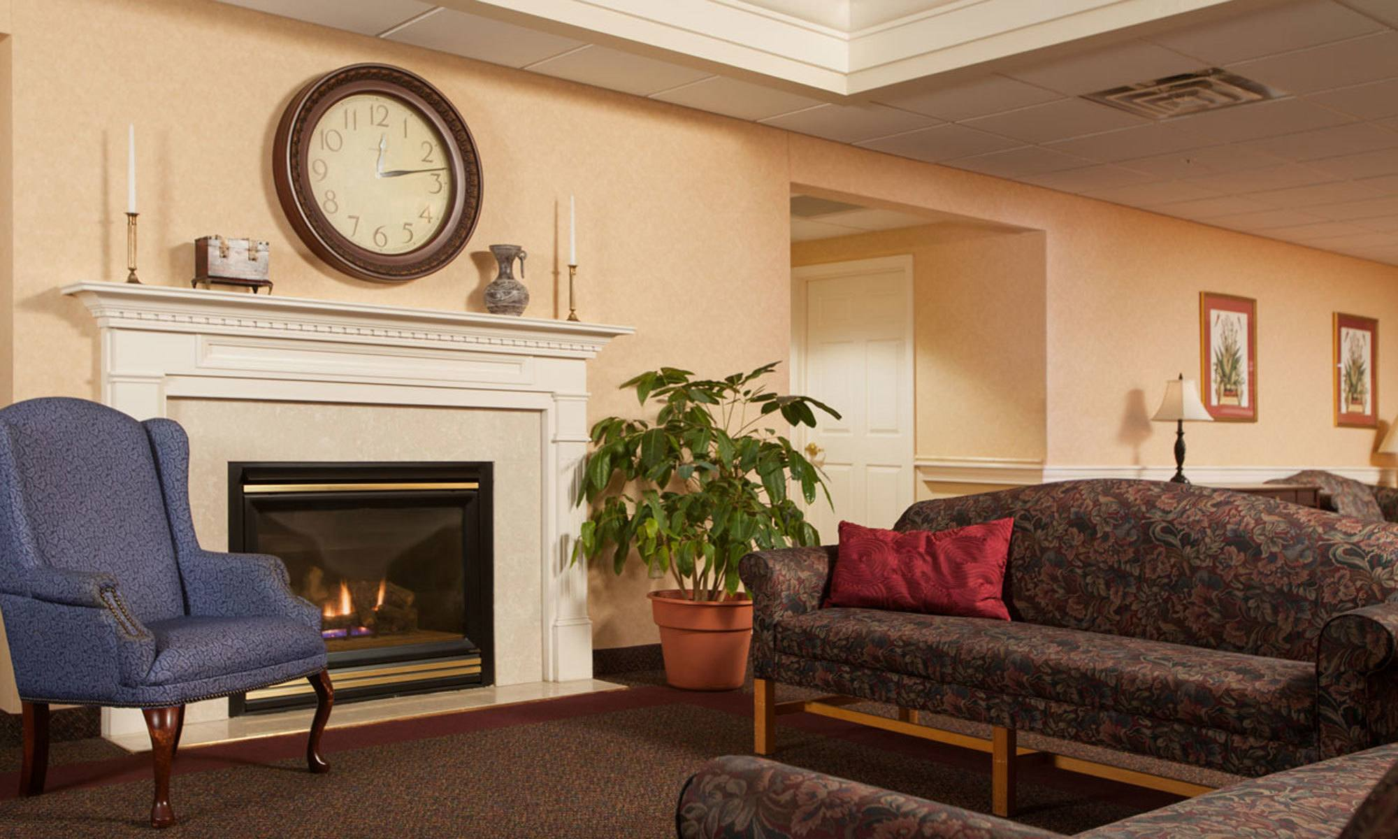 Premier assisted living care at White Oaks, in Lawton, MI