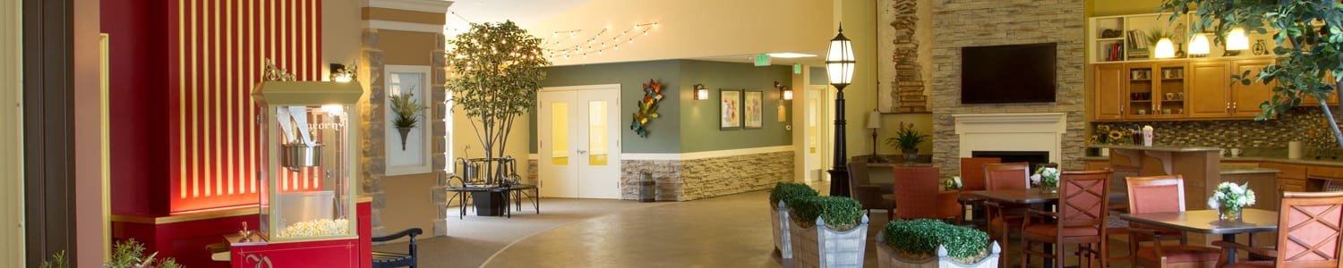 Tipp City, OH premier senior living amenities