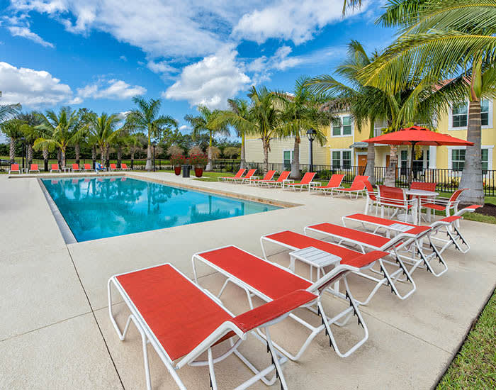 Longitude 81 offers great amenities.