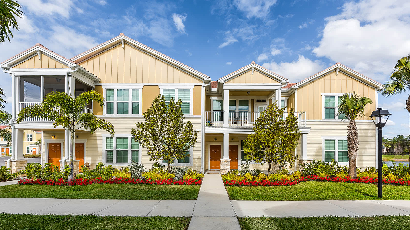 Apartment Exterior at Longitude 81 in Estero, FL