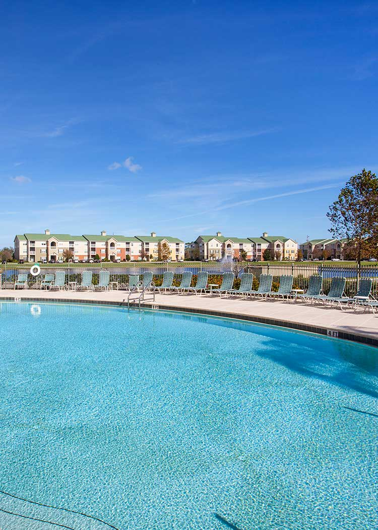 The Haven at West Melbourne offers great amenities, such as an outdoor spa.