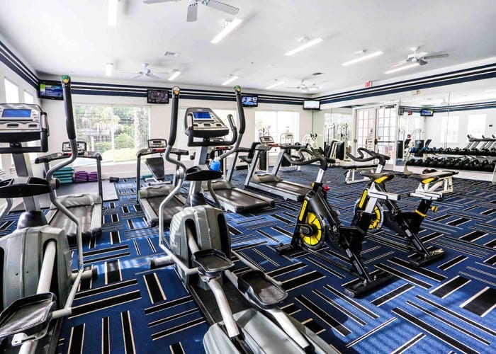 Fitness at Lexington Park at Westchase