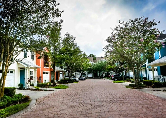 Live in a beautiful neighborhood at Lexington Park at Westchase in Tampa
