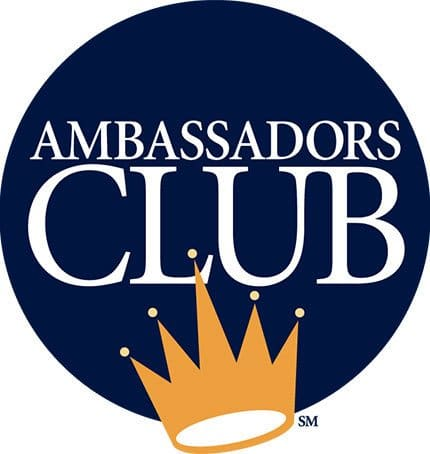 Ambassadors club at the senior living facility in Rainbow City