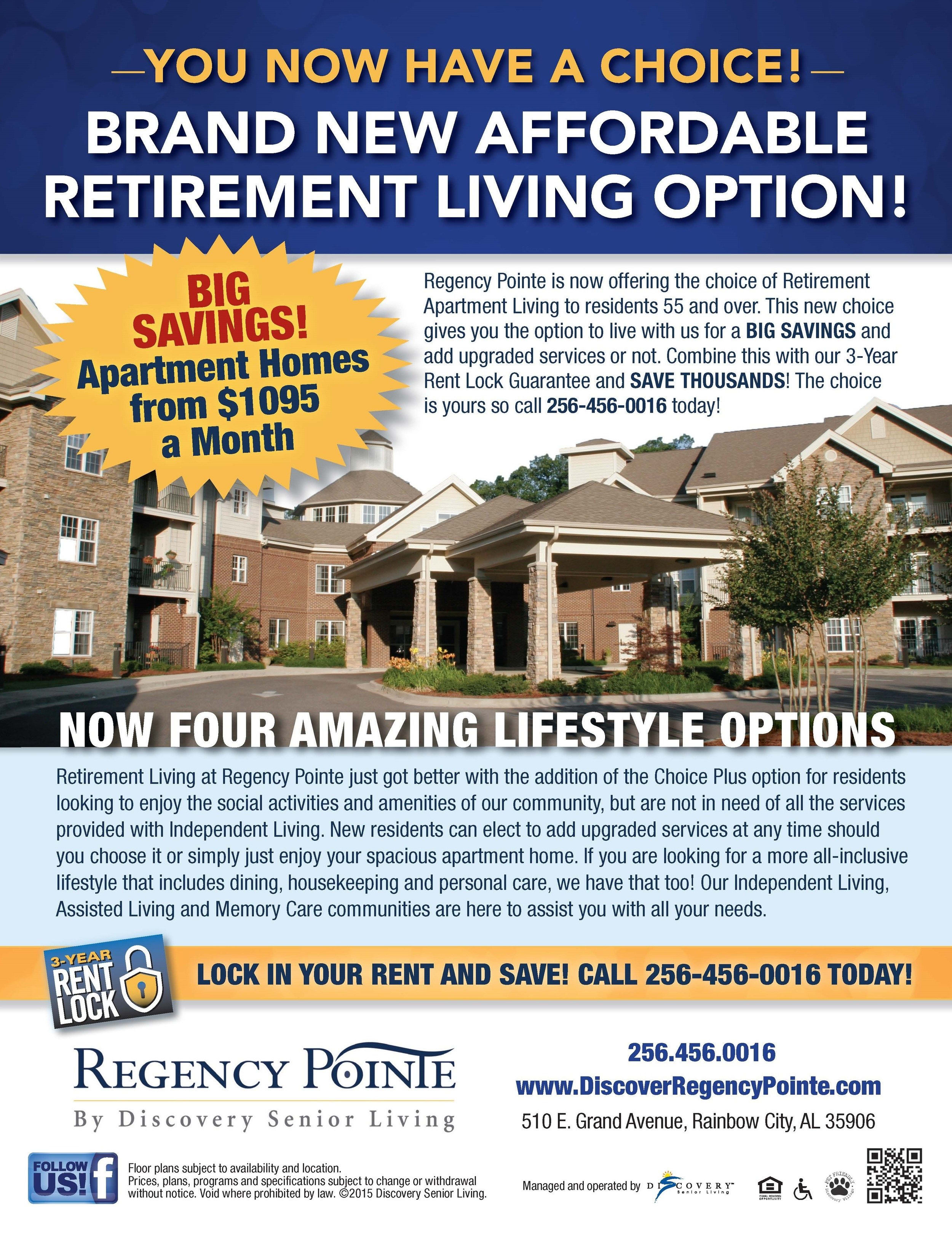Affordable Senior Apartments Alabama