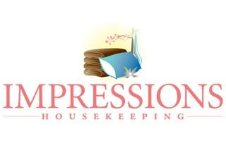 Impressions Housekeeping service logo at the senior living in Rainbow City