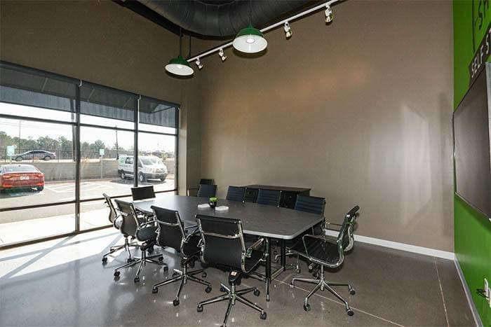 Conference Room At Space Shop Self Storage