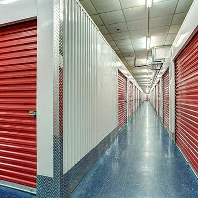 Storage Units at Space Shop Self Storage in Atlanta