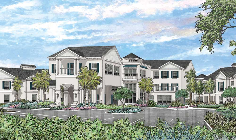 Rendering of HarborChase of Wildwood