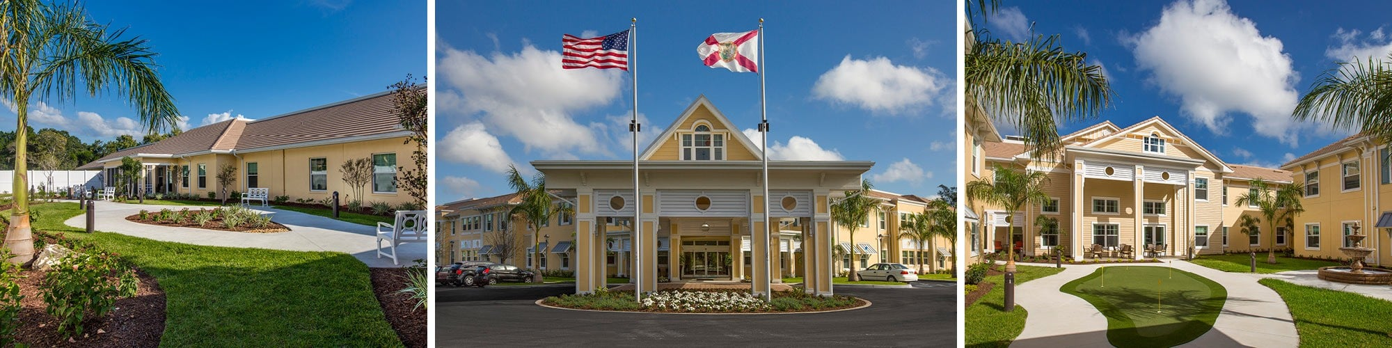 Request a Sarasota senior living facility brochure