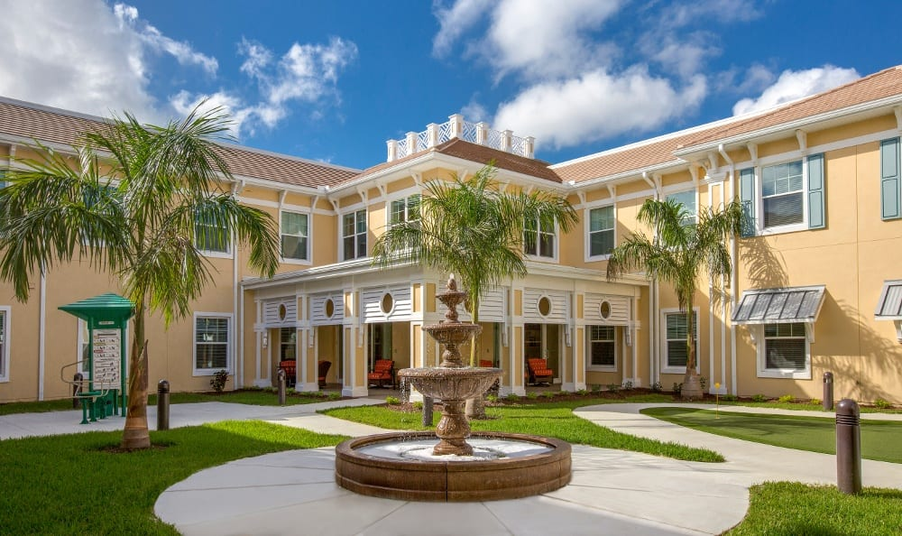 Sarasota senior living facility