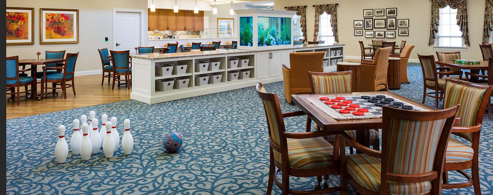Request a McKinney senior living facility brochure