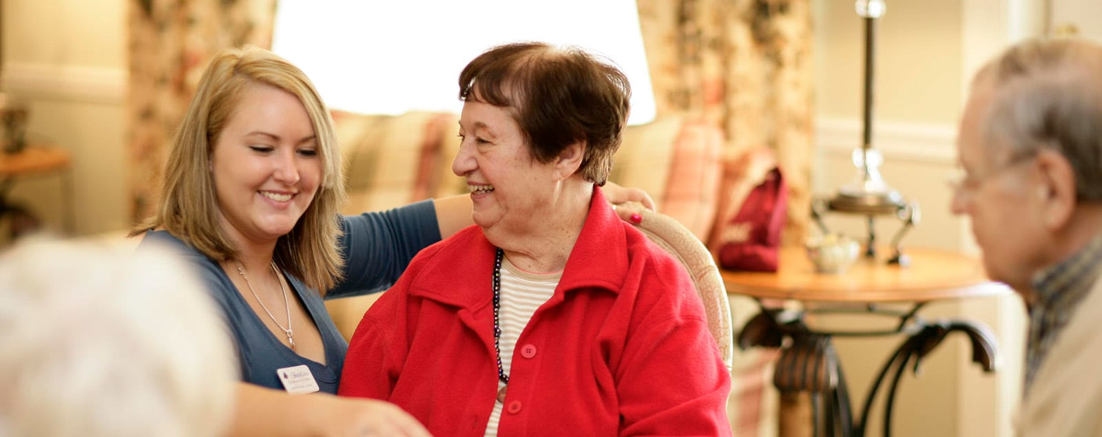 Gather your friends for our McKinney senior living events