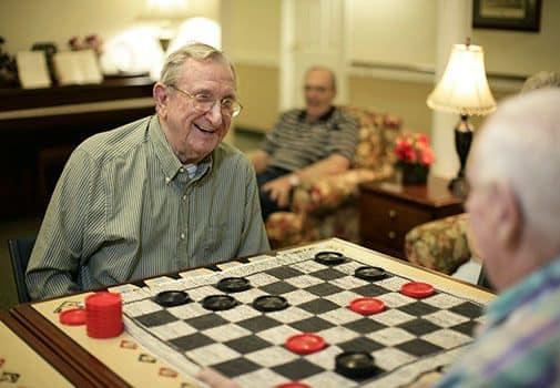 Find new friends at senior living in Aiken