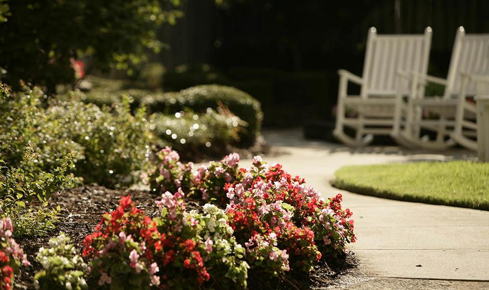 Relax around our wonderful senior living facility in Huntsville