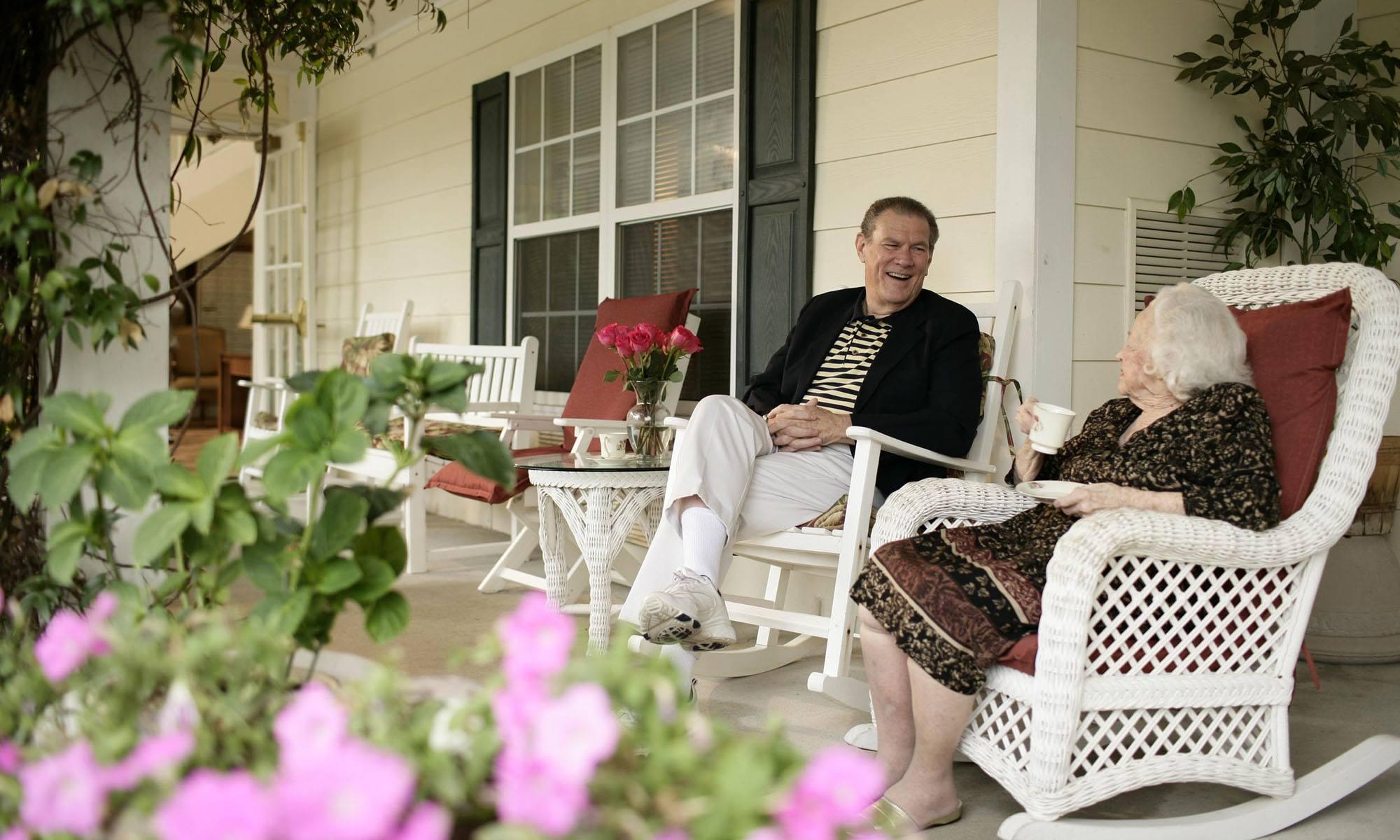 Exquisite senior living facility located in Huntsville