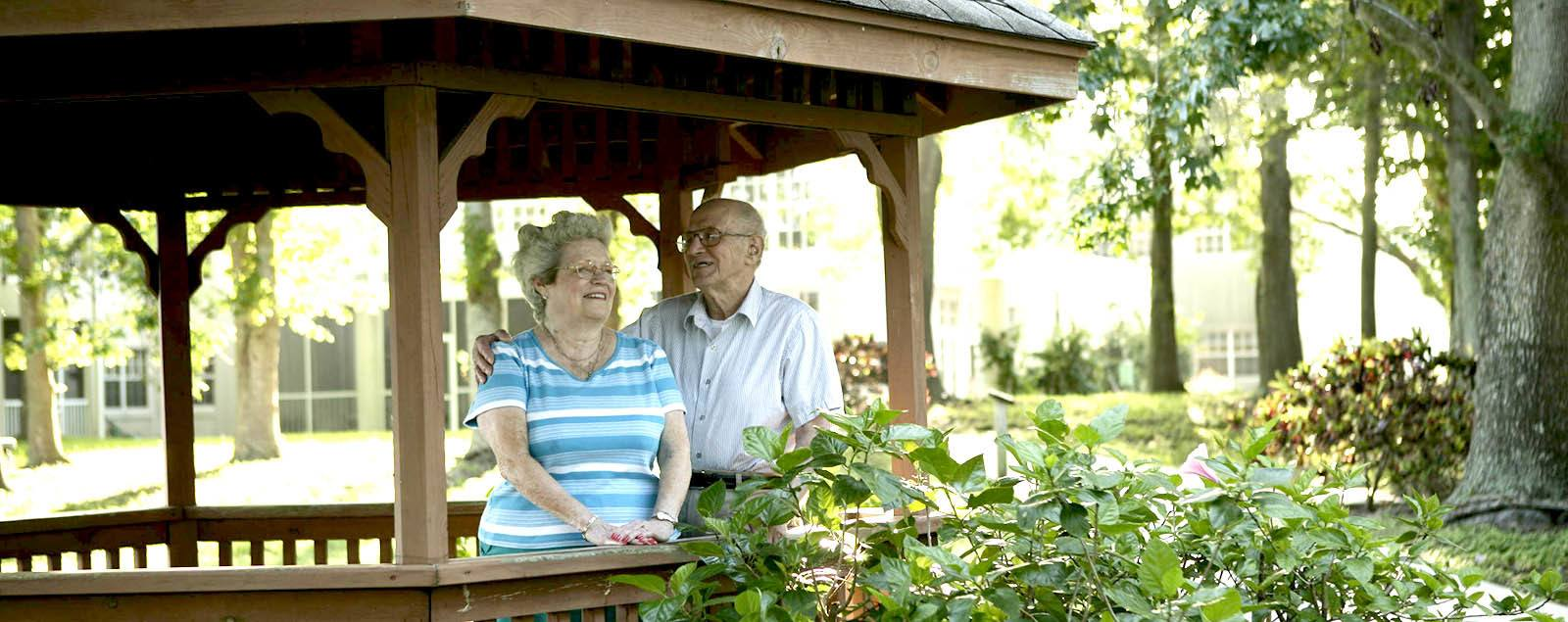 Request a Palm Harbor senior living facility brochure