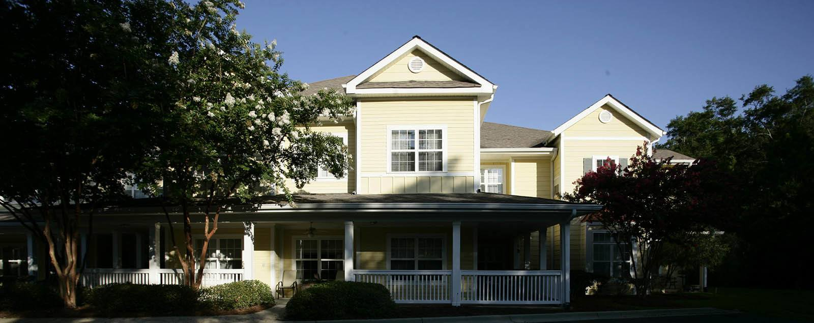 Assisted senior living in Tallahassee