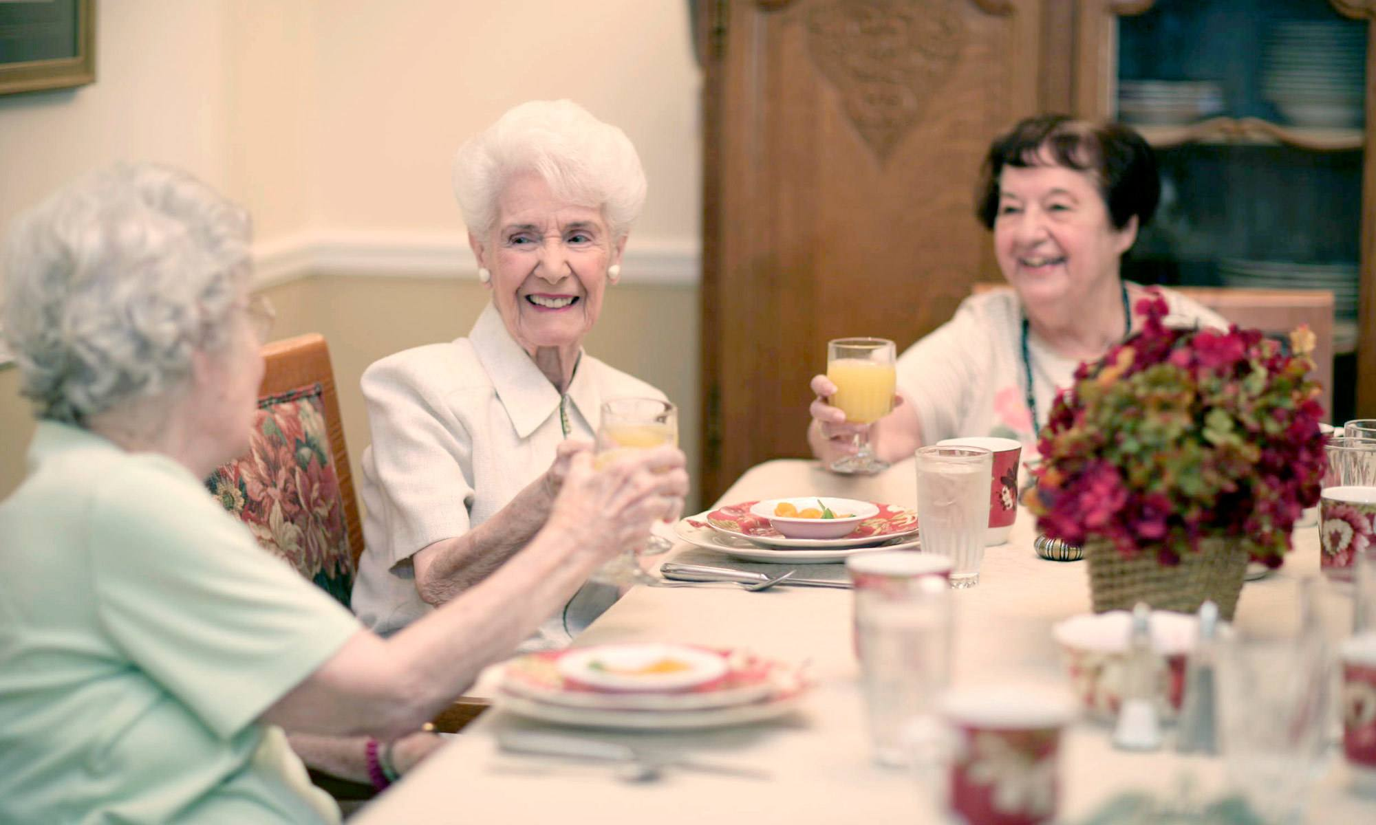 Exquisite senior living facility located in Tallahassee