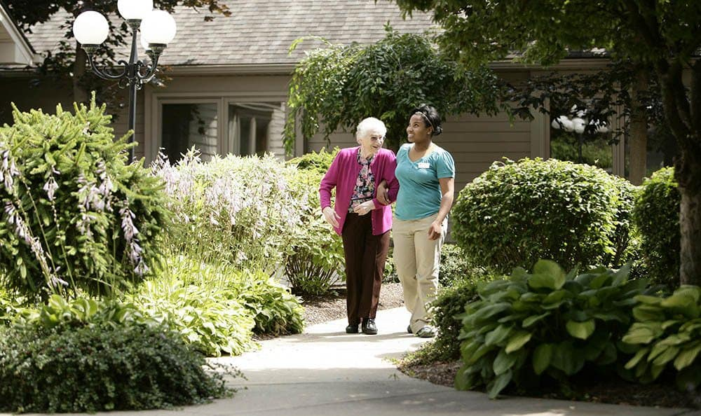 Our senior living facility in Auburn Hills is always there for you