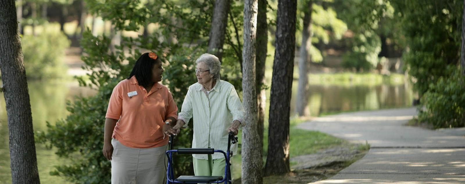 Map & directions to senior living in Columbia