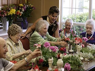 View our skilled nursing offerings at senior living in Venice
