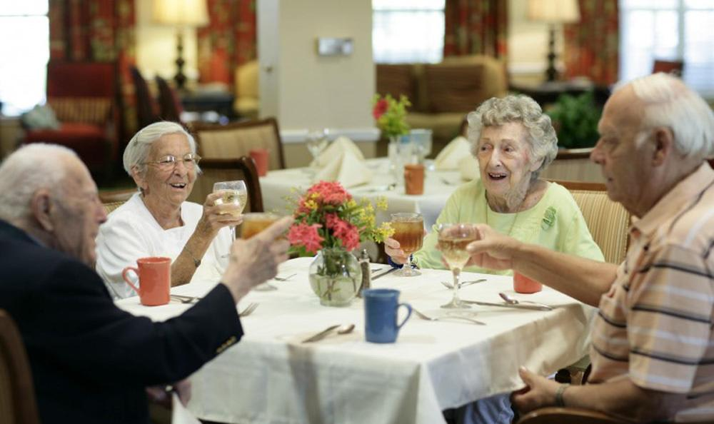 Celebrate any occasion with friends and family at our senior living facility in Naples