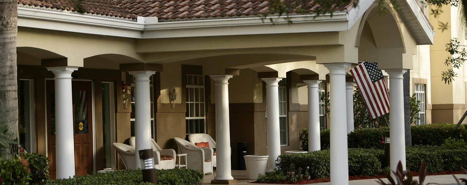 Information about senior living facility skilled nursing in Naples