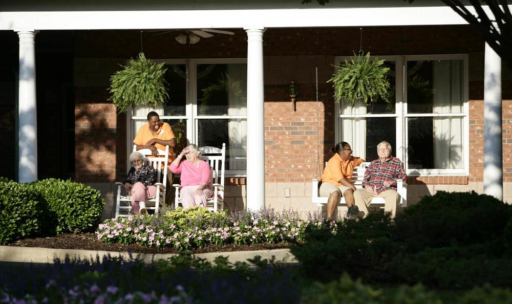 never feel lonely again with our wonderful staff and people at Rock Hill senior living facility