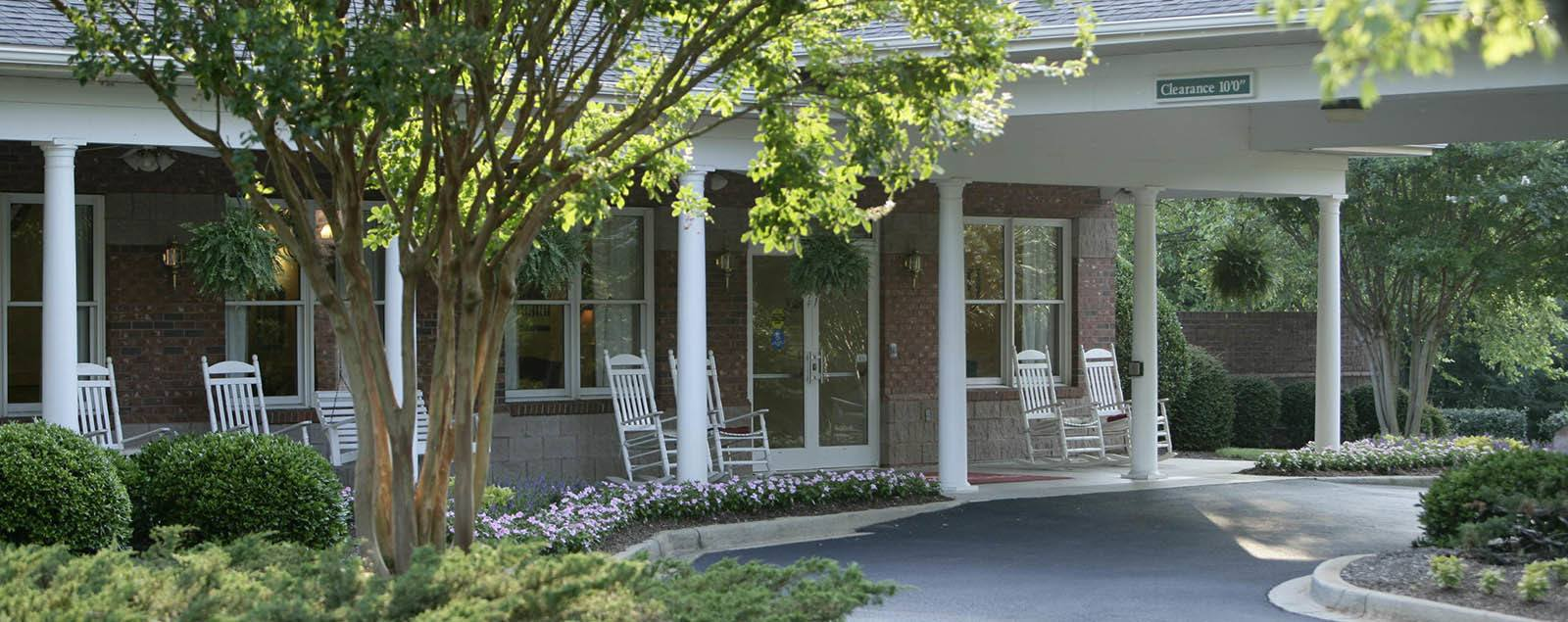 Schedule a senior living tour in Rock Hill