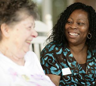 Read up on our memory care offerings at senior living in Rock Hill