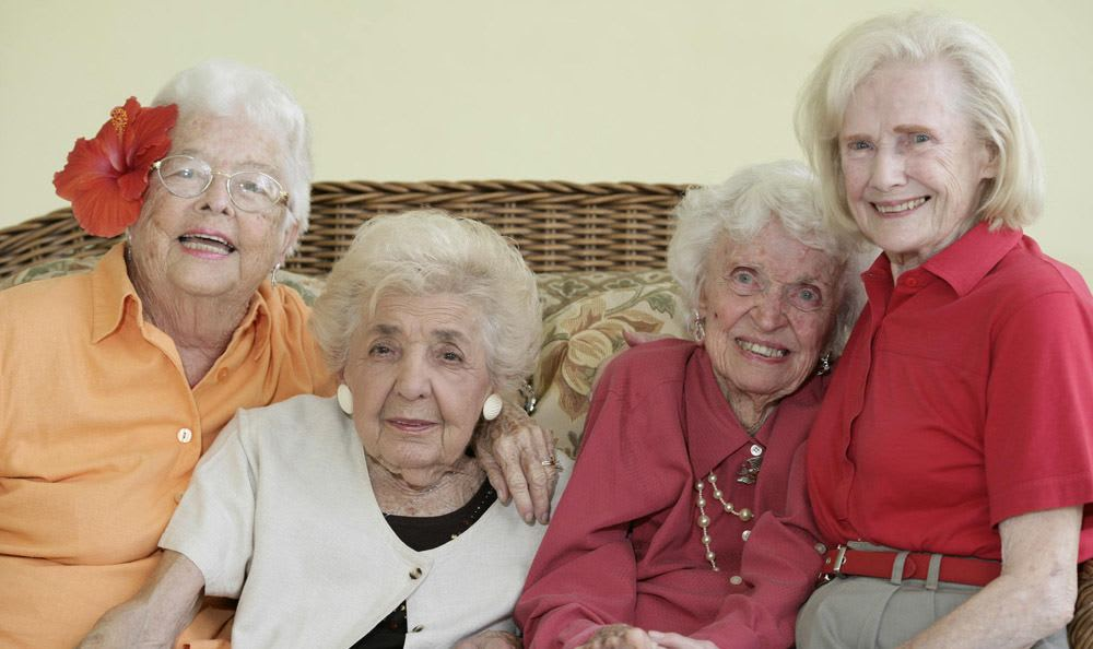 Friends and family are always welcome at our senior living facility in Vero Beach