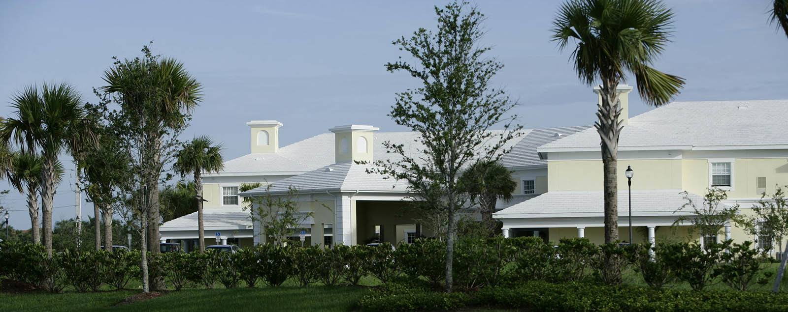 Request a Vero Beach senior living facility brochure